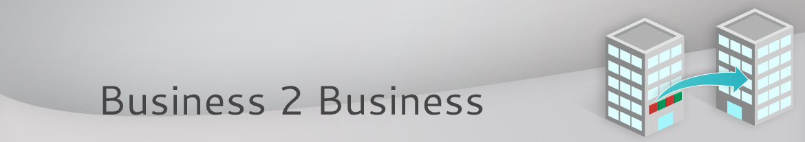 business 2 business banner