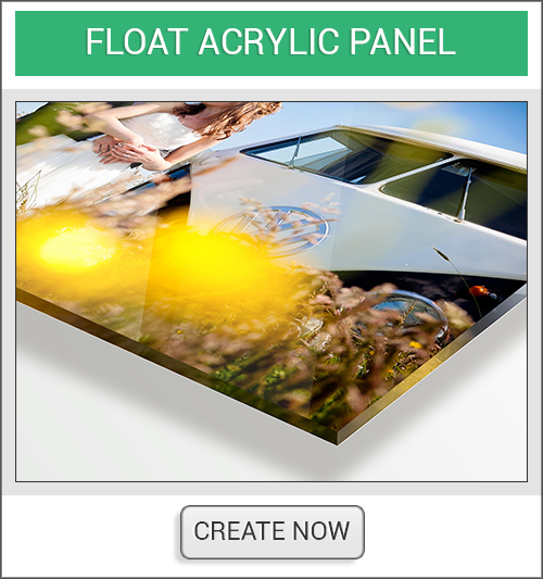 Float Acrylic Create Now