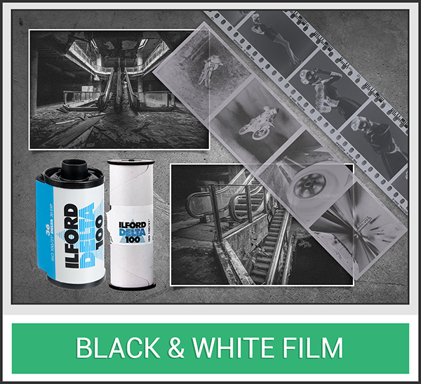 Black White Film