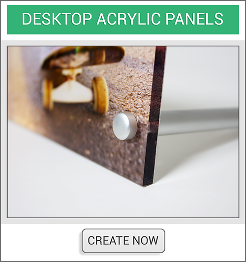 Desktop Acrylic Create Now
