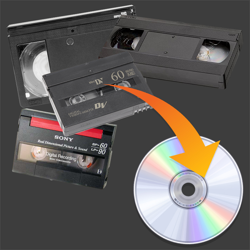 video casette example image
