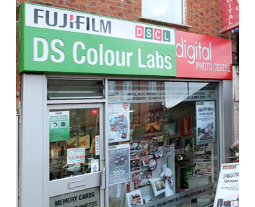DS Colour Labs shop
