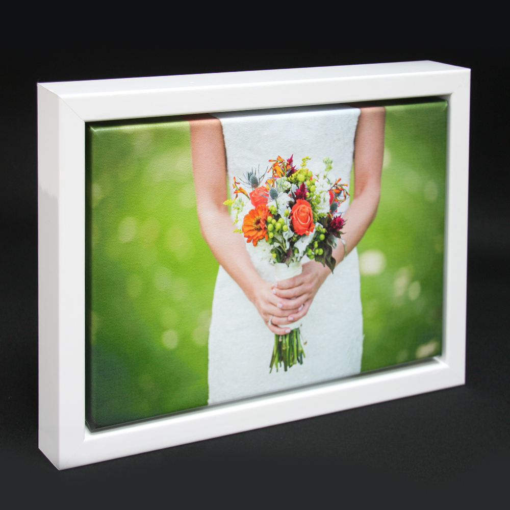 box framed canvas