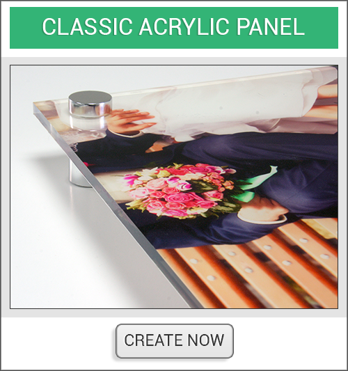 Classic Acrylic Create Now